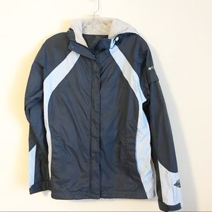 Columbia Omni-Tech Rain Jacket Windbreaker